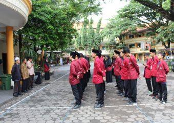Pelepasan Tim Safdak dan Baksos 2017, Misi Eratkan Ukhuwah Islamiyah dengan Dakwah Fii Sabilillah