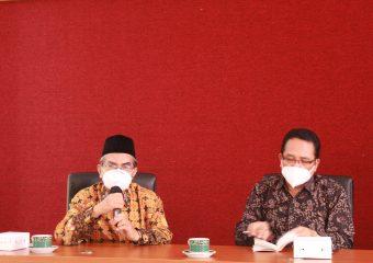 Pertemuan Kamad, Tim Inti ZI bersama Pengurus Komite